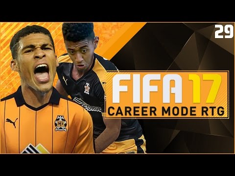FIFA 17 Career Mode RTG S5 Ep29 - CRAZY CHAMPIONS LEAGUE FINAL!!