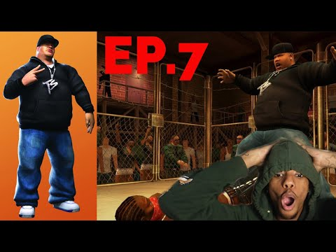 Def Jam: Fight For NY Walkthrough | TIME TO FIGHT FAT JOE #Ep.7