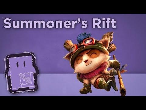 Design Club - League of Legends: Summoner's Rift - Level Design Analysis