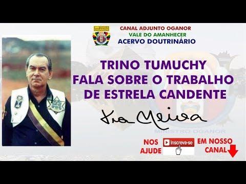 TRINO TUMUCHY FALA SOBRE O TRABALHO DE ESTRELA CANDENTE VALE DO AMANHECER