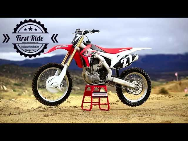 2016 HONDA CRF250 MXA RACE TEST: EVERYTHING YOU NEED TO KNOW