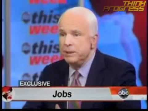 John McCain claims ipad and iphone were made in America