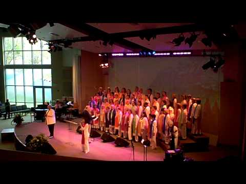Love Lifts Us Up Where We Belong | Choir of Light | CSL Seattle | Easter Sunday 2010