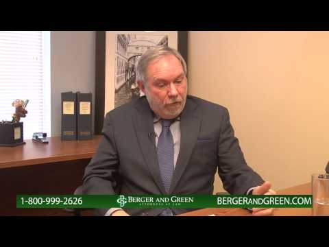 Industrial Accident Lawyers - Berger and Green Injury Lawyers