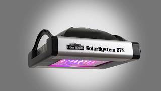 California LightWorks SolarSystem 275 LED Grow Light