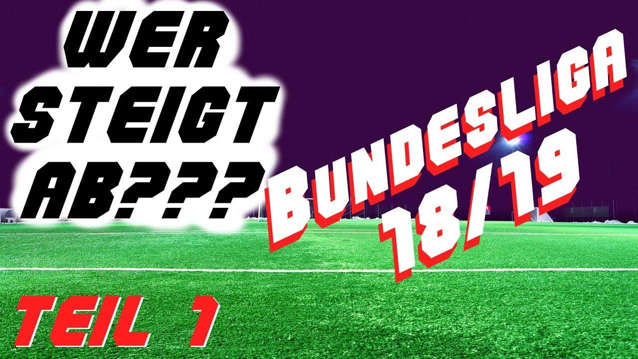 Bundesliga Wer Steigt Ab