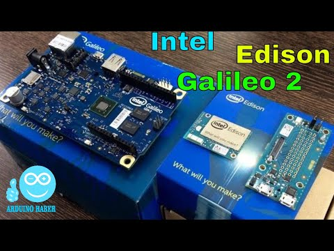 Block for Intel Edison - Arduino Open hardware