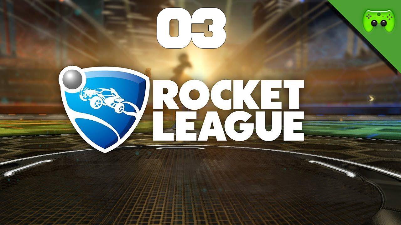 ROCKET LEAGUE # 03 - Rippung «» Let's Play Rocket League ...