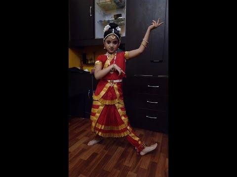 Jai Sharde Vagishwari - Bharatanatyam