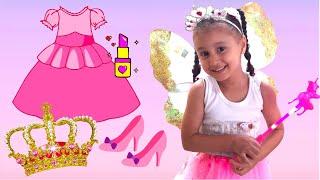 Bia se transforma em uma princesa depois de arrumar a caminha 💖