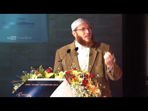 Changing our Condition - Dr. Muhammad Salah - Doha Islamic Convention 2013