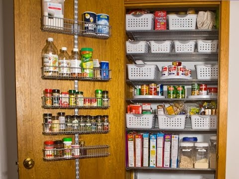 Exceptionnel Over The Door Pantry Organizer