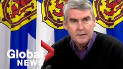 """For crying out loud, just do it"" N.S. premier urges social distancing after first COVID-19 death"