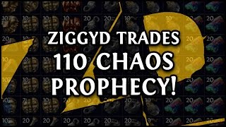 ZIGGYD TRADES: Day 4 Breach - 110 CHAOS PROPHECY! Thanks Nevali!