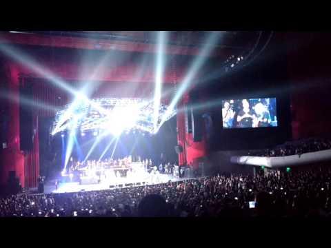 El final rock en tu idioma sinfónico auditorio 24082016
