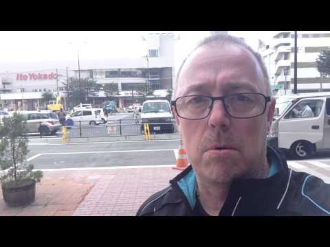Japan 2014: Fukushima Station