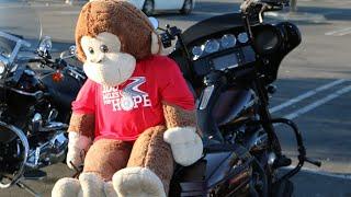 American Legion Riders travel 100 Miles for Hope