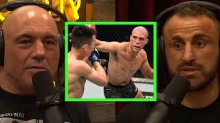 Alexander Volkanovski on Upcoming Brian Ortega Fight