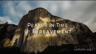 Prayer in Time of Bereavement HD