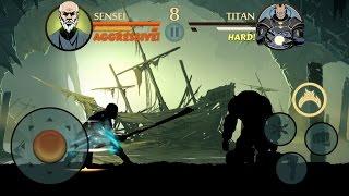 Shadow Fight 2 SENSEI VS ALL BOSSES