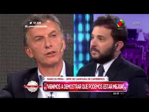 Mauricio Macri aniquiló a Bra - VamosDotPK