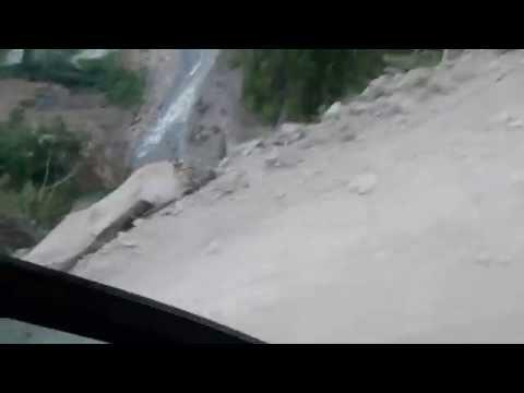 road of death - Machu Picchu
