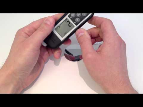 Как откалибровать толщиномер ет 111
