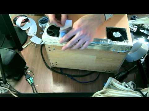 видео: Собираем рекуператор своими руками часть 2.