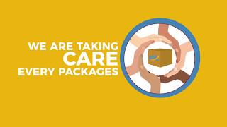 """SML EXPRESS """"We care, We deliver"""" -  Mini Company Profile"""