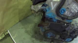 Двигатель Рено Меган (Renault Megane) 1 4 K4J