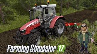Farming Simulator 17 [58] Gruberowanie ugoru :)