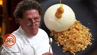 Marco Pierre White Marks This Dessert As 'The Greatest' | MasterChef Australia