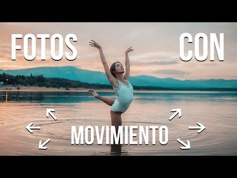 CÓMO HACER FOTOS CON MOVIMIENTO // PLOTAGRAPH - YEYO