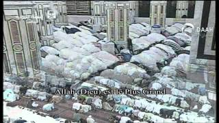 في المسجد النبوي :الشيخ محمد أيوب يقرأ سورة الكافرون مرتين بصلاة الشفع والوتر ليلة 10 رمضان 1436