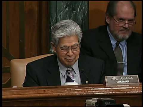 General Eric Shinseki Secretary of Veterans Affairs confirmation hearing
