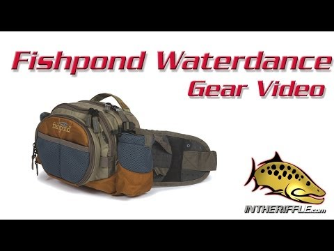 Fishpond Waterdance Fly Fishing Guide Pack | Best Fishpond Pack