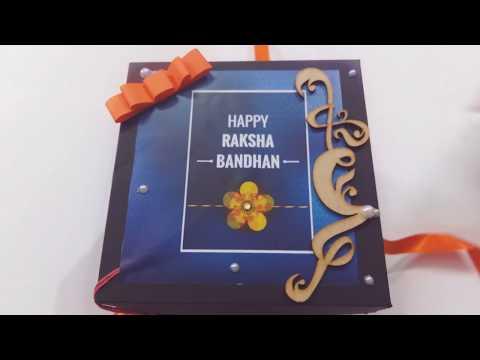 EXPLODING BOX: RAKSHA BANDHAN THEME...