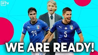 CAN ITALY WIN EURO 2020 IFTV Podcast 94