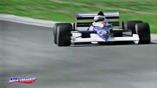 Satoru Nakajima Big Crash 1990 F1 Jerez Pre-Season Test