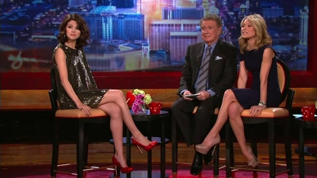 The Selena Marie Gomez Leg Show Part Four