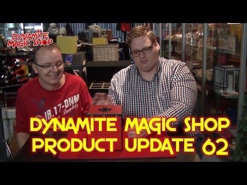Dynamite Magic Shop Product Update 62 - Dynamite Magic Shop.com