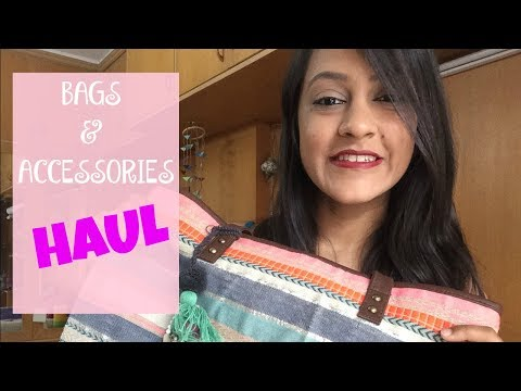 Bags & Accessories HAUL!!