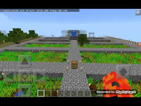 (Minecraft Pe) Map sinh tồn Việt đã ra mắt . Phần link ở dưới^_^ Chúc các bn chơi map vui vẻ