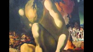 Dalí, Metamorphosis of Narcissus, 1937