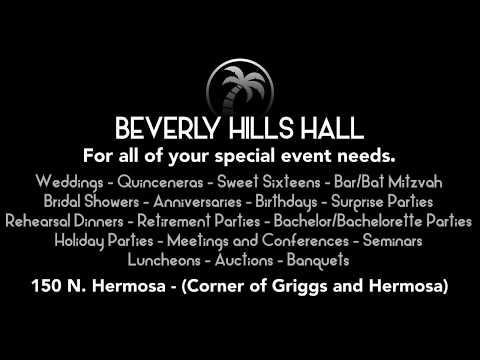 Beverly Hills Hall - Event Hall and Bar