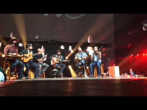 Zac Brown Band cover David Allan Coe
