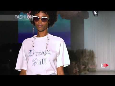 OZLANA Spring Summer 2019 Global Fashion Collective New York - Fashion Channel