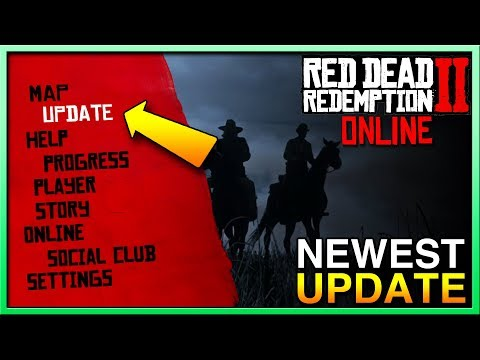 RED DEAD REDEMPTION 2 ONLINE UPDATE! XBox One Servers Fixed Red Dead Online Update? RDR2 Update! thumbnail