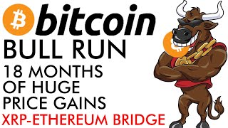 Bitcoin Bull Run - 18 Months of [HUGE] Price Gains + XRP Ethereum Bridge