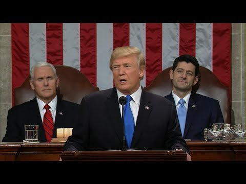 State of the Union 2018 live stream: President Donald Trump delivers first SOTU Address | ABC News